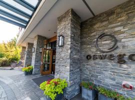Oswego Hotel, hotel in Victoria