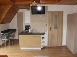 Pensjonat u Gosi, homestay in Szczawnica