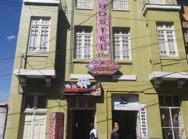 No Fear Hostel, hostel in La Paz