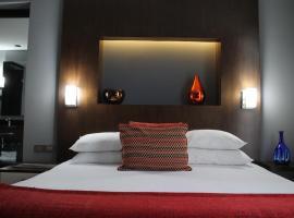 Hotel Love It Consulado, hotel in Guadalajara