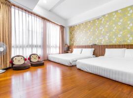 亮晶晶民宿,小琉球的飯店