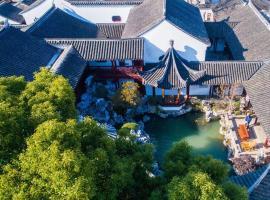 Mokeyuan Hotel, hotel in Suzhou