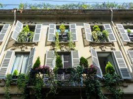 Antica Locanda Dei Mercanti, отель в Милане