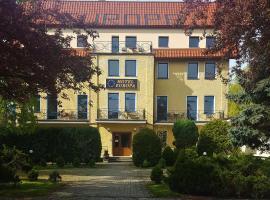 Hotel Europa, hotel near Polanica Zdrój Spa Park, Polanica-Zdrój