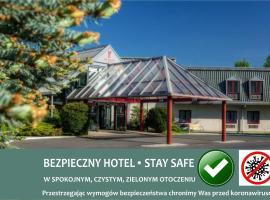 Hotel HP Park, hotel near Olsztyn Planetarium, Olsztyn
