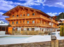 Hotel Aschauer Hof, hotel in Kirchberg in Tirol