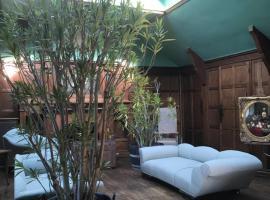 L atelier du Paysagiste, hotel in Giverny