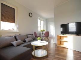 Apartament ul. Średnia 15 Wągrowiec, apartment in Wągrowiec