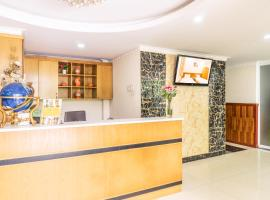 Kelly Serviced Apartment Thao Dien, hotel in Ho Chi Minh City
