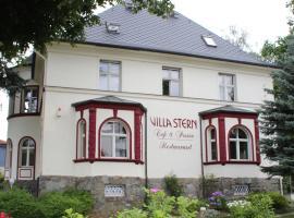 Villa Stern, Hotel in der Nähe von: Stadthalle Chemnitz, Neukirchen