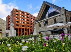 Metropol Spa Hotel, hotelli Tallinnassa lähellä maamerkkiä Tallinnan kaupunginmuurit