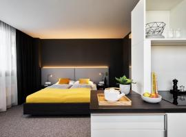 JOYN Munich Olympic, serviced apartment in Munich