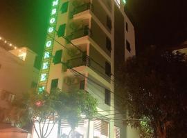 Bamboo Green Hotel, hotel in Xóm Ðé