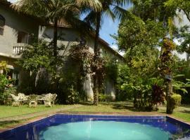 Dzīvoklis Rio Natureza apart 106 abraço da mata atlantica Riodežaneiro
