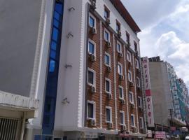 MAR&Sİ, отель рядом с аэропортом Международный аэропорт Анкара Эсенбога - ESB в городе Altındağ