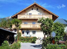 Haus ALPENGRUSS, hotel near Golfacadamy Seefeld, Seefeld in Tirol