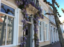 Privé Kamer met douche/wc, budget hotel in Domburg