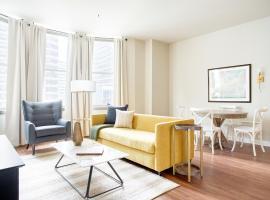 Sonder l Liberty Place, apartment in Philadelphia