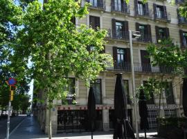 The Hotel 592 - Adults Only, holiday rental sa Barcelona