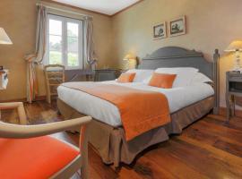 ル ポン デ ルイース、Lacaveのホテル