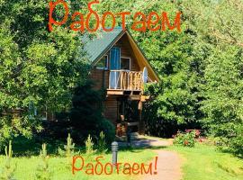 База отдыха в Сортавала, Рюттю, дом для отпуска в Сортавале