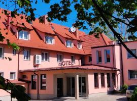 HOTEL ŻUŁAWY – hotel w Elblągu