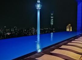 Yemala Suites @ Platinum KLCC, hotel in Kuala Lumpur