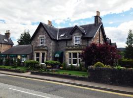 Buttonboss Lodge B&B, bed & breakfast a Pitlochry