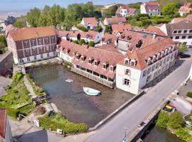 HOTEL de la PLAGE, hôtel à Wissant
