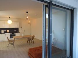 THE LOFT by L8 Street, apartment in Mannheim