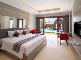 Kubu GWK Resort, hotel near Garuda Wisnu Kencana, Jimbaran