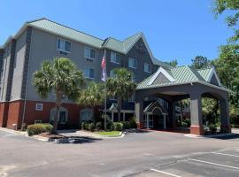 Country Inn & Suites by Radisson, Charleston North, SC, hotel in Charleston