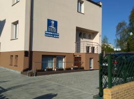 LATARNIK, family hotel in Władysławowo