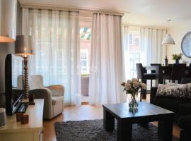 Appartement aan zee, hotel in Katwijk aan Zee