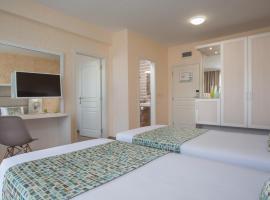 Marine Beach Sands- All Inclusive, хотел близо до Плаж Иракли, Обзор