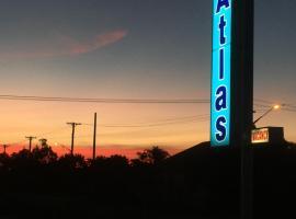 Atlas Motel, motel in Dubbo