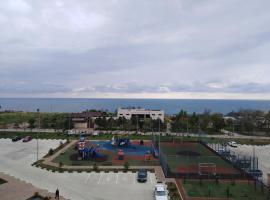 Апартаменты 2-х комнатные с видом на море., apartment in Anapa