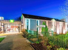 ibis Styles Douai Gare Gayant Expo, hotel in Douai