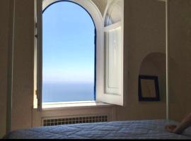 Amalfi, private house La Saracena sea view, apartment in Amalfi