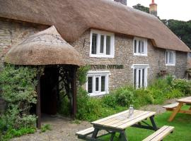 Thatched Cottage, hotel in Shepton Mallet