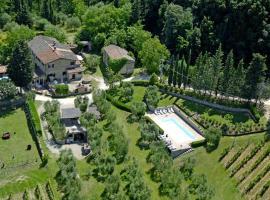 Vacanze in toscana con piscina, hotel in Poggibonsi
