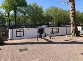 Amsterdam Houseboat amstel, hotel en Ámsterdam