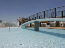 Villaggio Evanike, hotel v Bibione