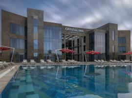 Crystal Inn by Almasa - El Alamein, ξενοδοχείο στο Ελ Αλαμέιν