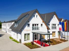 Hotel La Mirabelle, hôtel à Rheinhausen près de: Europa-Park