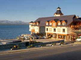 Cacique Inacayal Lake Hotel & Spa, hotel cerca de Isla Victoria, San Carlos de Bariloche