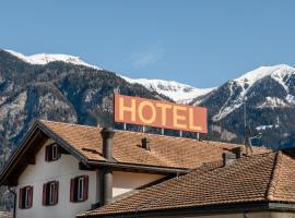 Hotel Reich, hotel near Viamala Canyon, Cazis