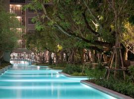 La Casita Hua Hin Pool and Garden View, apartment in Hua Hin