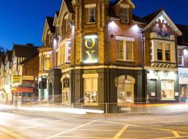 OX Hotel, Bar, & Grill, hotel in Poole