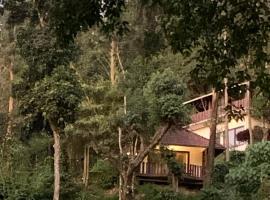 Serene Woods, accessible hotel in Madikeri